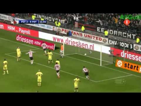 PSV Vs Feyenoord 10-0    All Goals Highlights