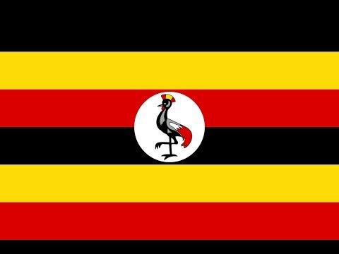 Флаг Уганды.