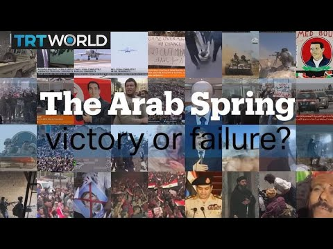 The Middle East post-Arab Spring