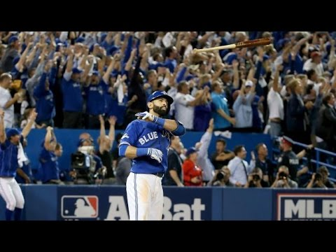 Jose Bautista Career Highlights