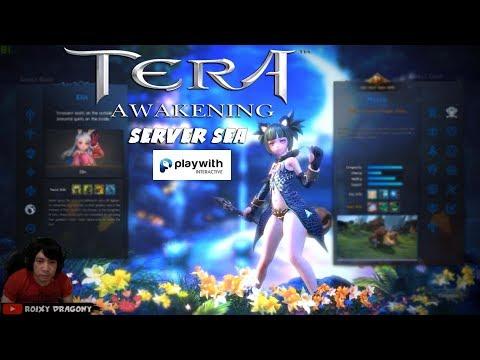 Server SEA !!! Main disini dulu sebelum kluar di Lyto - TERA AWAKENING