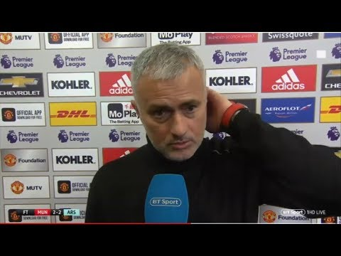 """There are things I cannot get from them"" Jose Mourinho Reaction Video 