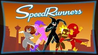 Steuerungs Nachteil! • Speedrunners