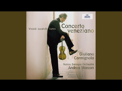 Vivaldi: Concerto For Violin, Strings And Harpsichord In E Minor, RV 278 - 3. Allegro