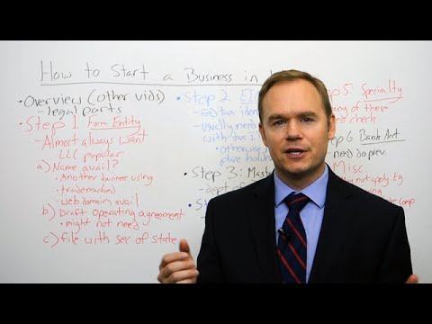 How to Start a Business in Washington | WA Secretary of State - YouTube