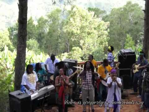 Boukman Eksperyans in Furcy, Haiti