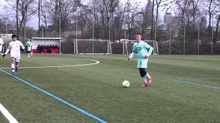 U14 Jhg2005 1. FSV Mainz 05 - TSG 1899 Hoffenheim 0:2; VIERTELFINALE Elektro-Reitz-Cup 10.02.2019