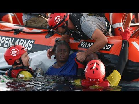 L'Italie refuse d'ouvrir son port à un navire transportant 310 migrants