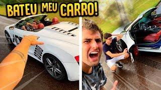 JOÃO ROUBOU MEU CARRO E ACONTECEU ALGO MUITO RUIM!!  [ REZENDE EVIL ]