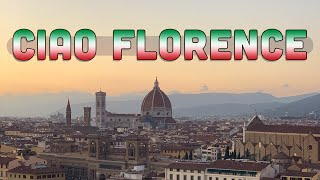 Ciao Florence! | A Study Abroad Travel Vlog