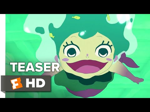 Lu Over The Wall Teaser Trailer #1 (2018)   Movieclips Indie