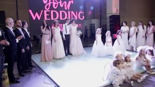Свадебная Церемония Мечты на YWD2017