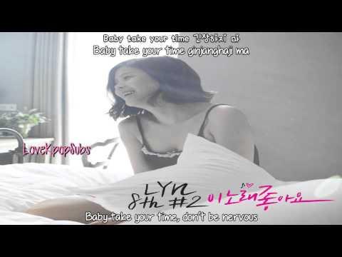 Lyn (Ft. Joo Young) - High Heel [English subs + Romanization + Hangul] HD