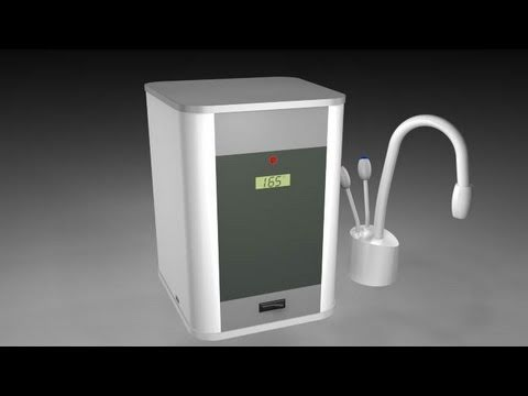 Hot Water Dispenser Model Identification