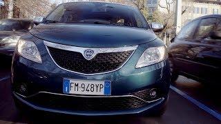 Lancia Ypsilon MY18 - Driving, Interior & Exterior Footage