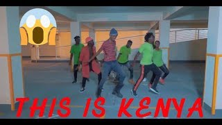 KENYAN GAMBINO- This is Kenya(Parody)