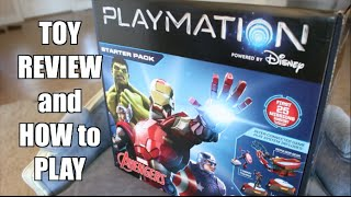 Disney PLAYMATION Review and How to play including Interactive LIVE ACTION