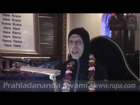 Lecture - Prahladananda Swami - SB 8.22.4