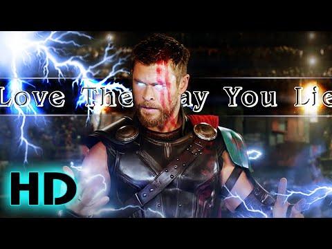 thor:-ragnarok-|-love-the-way-you-lie-|-official-mv