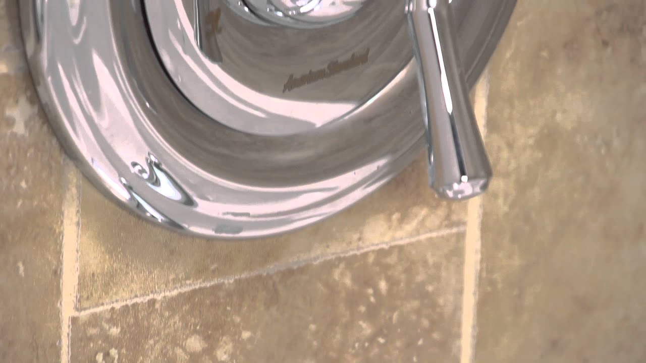 Portsmouth Bath & Shower Faucet by American Standard - YouTube