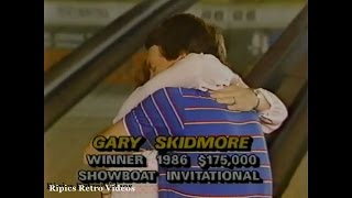 1986 PBA SHOWBOAT INVITATIONAL -  ENTIRE TELECAST