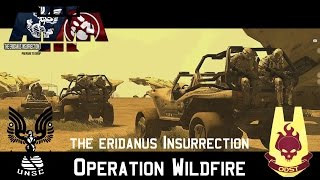 Operation Wildfire - The Eridanus Insurrection - Halo in ArmA 3