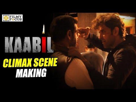 Kaabil Climax Scene Making Video || Making...