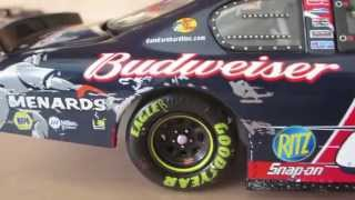 Nascar Raced Win Review: 2005 Dale Jr. Chicagoland MLB All-Star Game