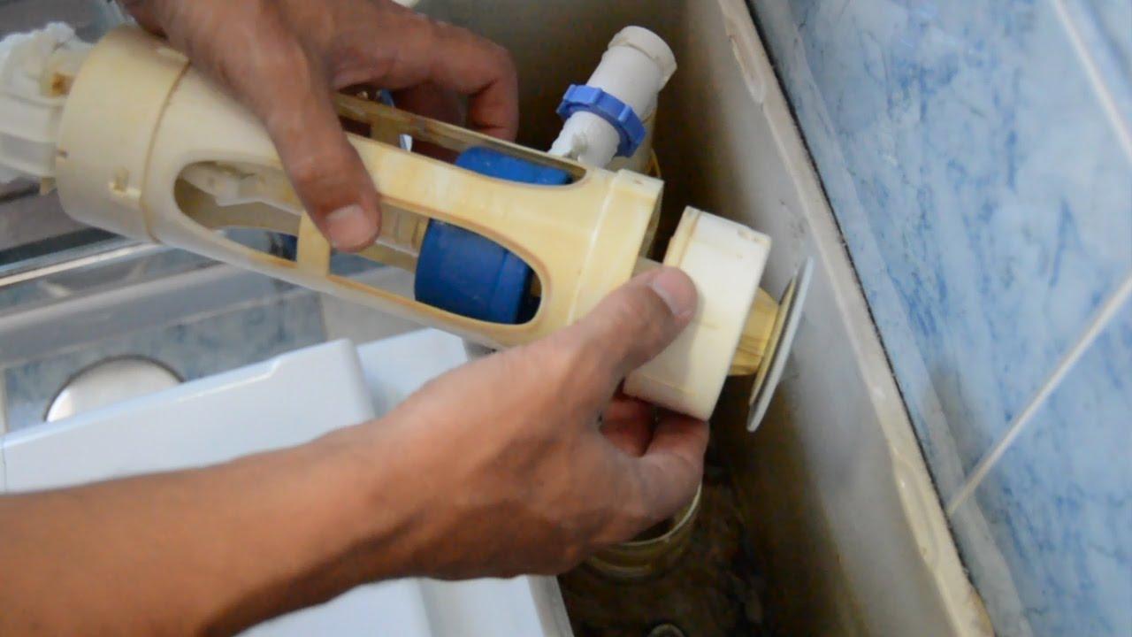 c mo reparar una cisterna con fugas youtube