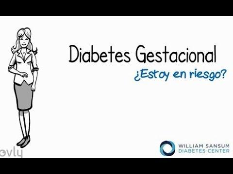 Diabetes Gestacional- ¿Estoy en Riesgo? - YouTube