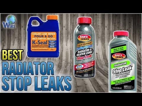 8 Best Radiator Stop Leaks 2018 - YouTube