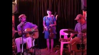 Tim Scanlan & Toshi Bodhran@ Illawarra Folk Festival 2016
