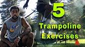 Mini Trampoline Exercise How To Use A Mini Trampoline For Exercise Youtube Le trampoline c'est l'accessoire idéal pour faire du sport en s'amusant. mini trampoline exercise how to use a