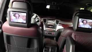 Mercedes Benz GL350 2013 Videos