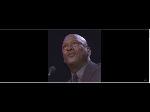 Las palabras de su majestad Michael Jordan tras la muerte de Kobe Bryant.