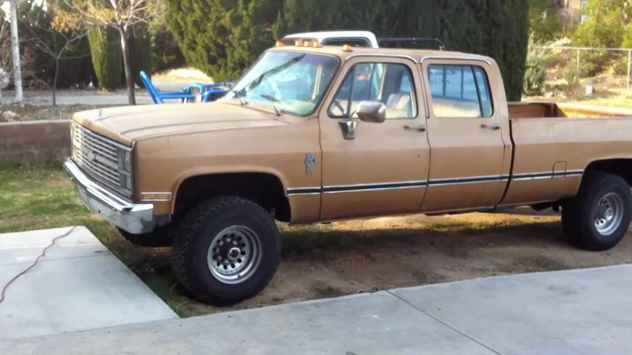 1973 1987 Lifted Trucks