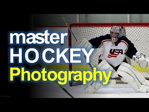 Low Light Sports Photography: Indoor Hockey