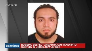 Suspect in NYC and NJ Bombings Arrested After Shootout With Cops