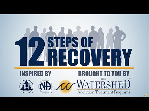 12 Steps of Recovery