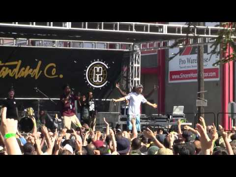 The Grouch - Simple Man (Live at Hiero Day 2014)