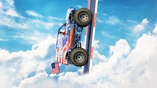 WORLD'S HARDEST MONSTER TRUCK RACE!(GTA 5 Funny Moments)
