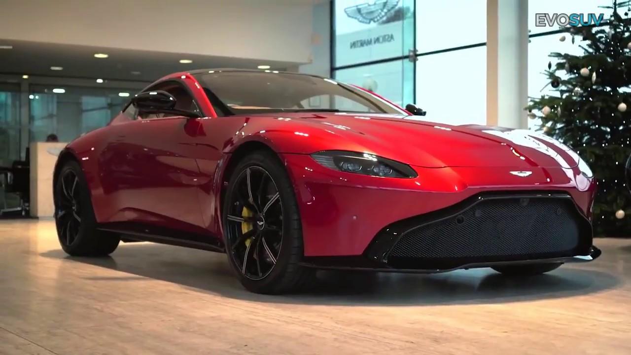 2019 Aston Martin Vantage First Look Youtube