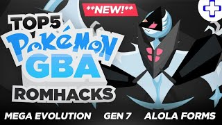 Top 5 Best GBA Pokémon games for android download
