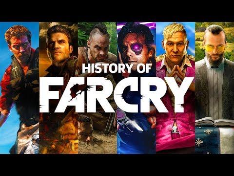 История серии Far