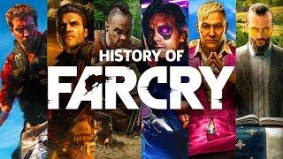 История серии Far Cry