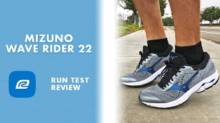 Mizuno Wave Rider 22 Run Test Review | Thoughts and Recomendations