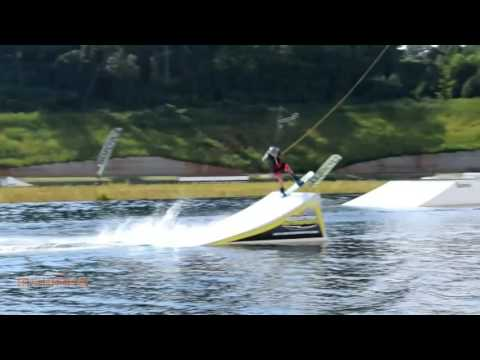 Derek Huntoon – wakeboard Video – Pro Men