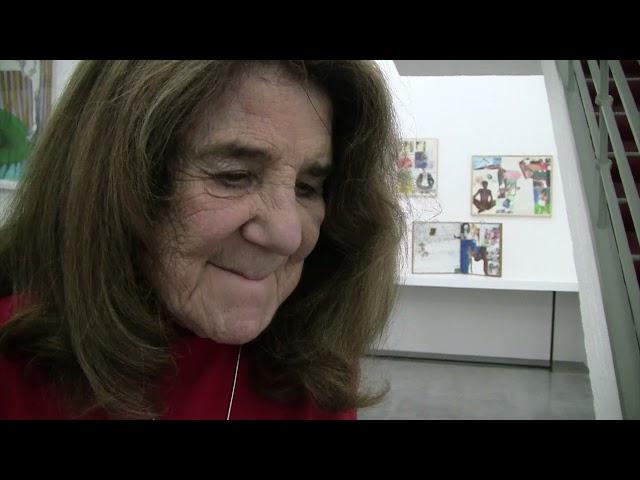 Expo Jacqueline de Jong au  Wiels
