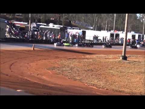 Box Stock Medium Dawgwood Speedway 03-08-14