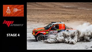 MP-SPORTS DAKAR 2019 - Stage 4